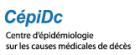Centre d'Epidémiologie sur les causes médicales de décès